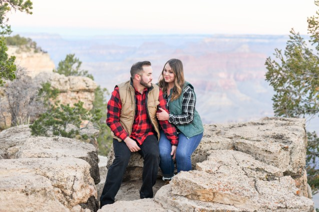 11.12.18 MR Cooper and Erin couples portraits at Grand Canyon photography by Terri Attridge-84