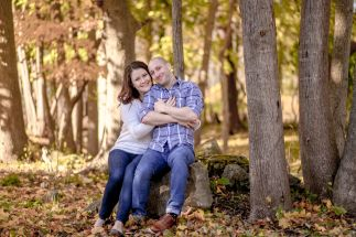 11.4.18 MR Anthony and Sarah Engagement photos in Clinton New Jersey photography by Terri Attridge-38