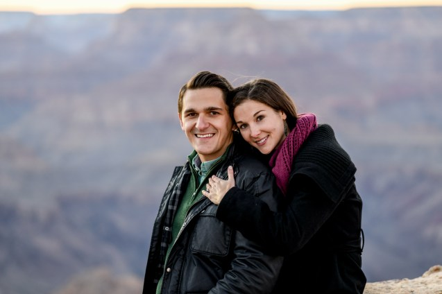 11.6.18 M MR Lauren and Andrew Grand Canyon Engagement photography by Terri Attridge-57