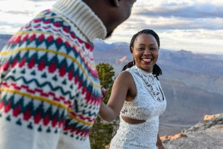 3.23.19 MR Engagement Photos at Grand Canyon photography by Terri Attridge-107