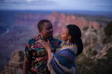 3.23.19 MR Engagement Photos at Grand Canyon photography by Terri Attridge-13