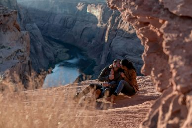 10.30.19 Engagement Photos at Horseshoe Bend photography by Terri Attridge-25