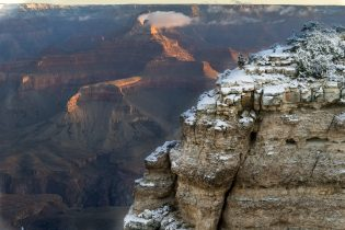 11.21.19 final Grand Canyon Snow Photography by Terri Attridge
