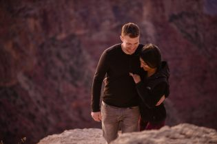 11.3.19 Grand Canyon Engagement photography by Terri Attridge-2