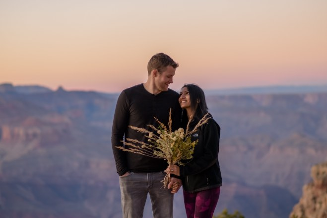 11.3.19 Grand Canyon Engagement photography by Terri Attridge-57