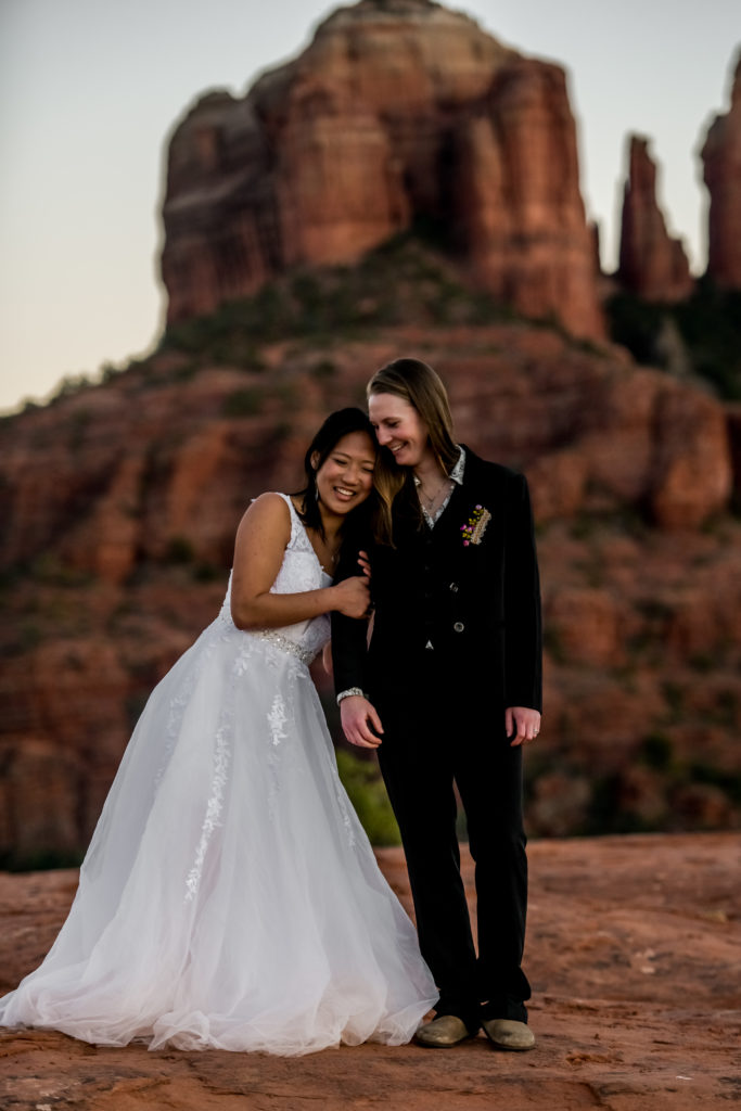 Gay Wedding in Sedona Arizona