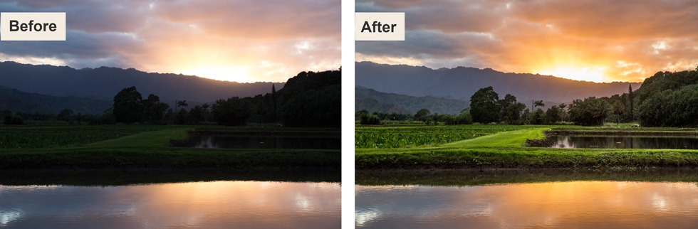 15 snazzy lightroom before