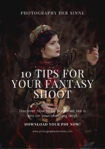10 Tips For Your Fantasy Shoot