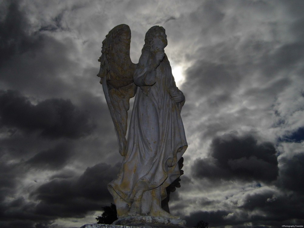 Angels In The Graveyard (2/4)
