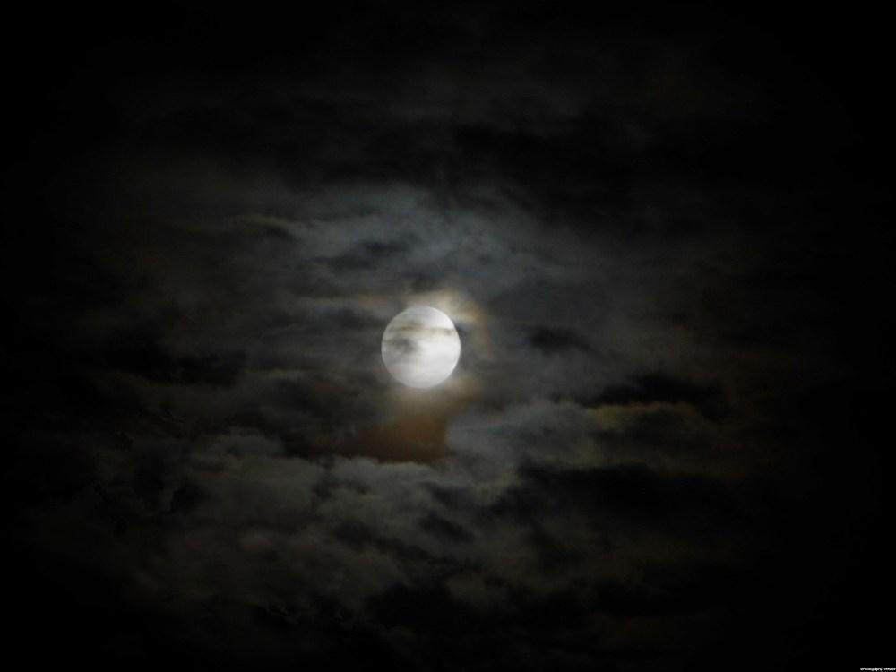 Mysterious Night Sky (1/3)