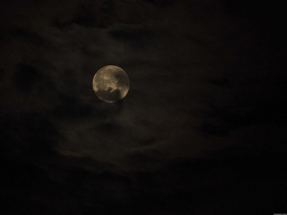 Mysterious Night Sky (3/3)