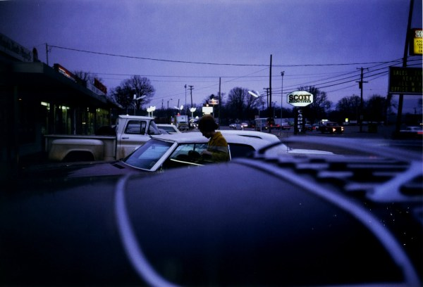 William Eggleston Chromes In America