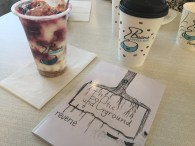 "Beans coffee bar + Erin Hanson ""The Poetic Underground"""