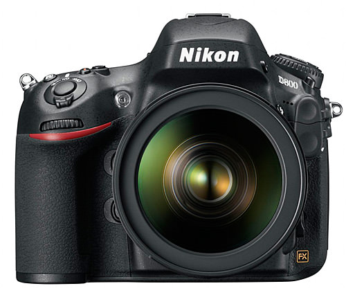 The 36-megapixel Nikon D800 is an excellent landscape photography camera, though it has since been replaced by the Nikon D810 and D850.
