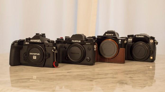 A Beginner S Guide To Choosing A Mirrorless Camera