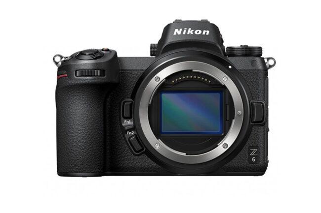 Nikon Z6 Front