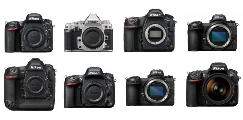 Nikon-FX-Full-Frame-Cameras