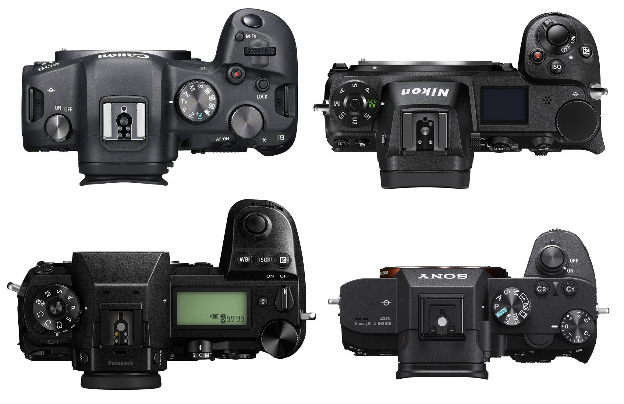 Canon R6 vs Nikon Z6 vs Panasonic S1 vs Sony A7 III - Photography Hotspot