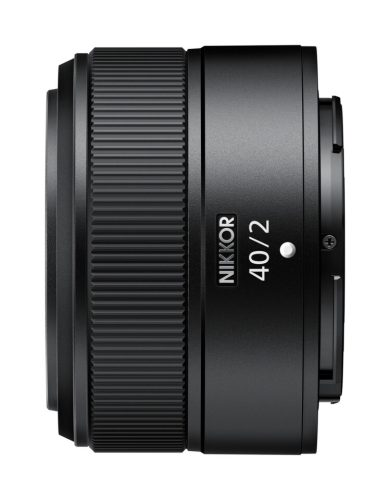 Nikon Z 40mm f2 Product Photo