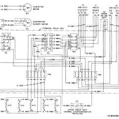 Simple Wiring Diagram Omron My2n Relay Ac Schematic Hvac Air Conditioning Diagrams All Datahvac
