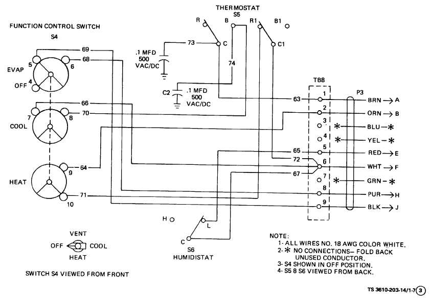TM 10 3610 203 14_20_1 air conditioning wiring diagram efcaviation com wiring diagram for central air conditioning at crackthecode.co