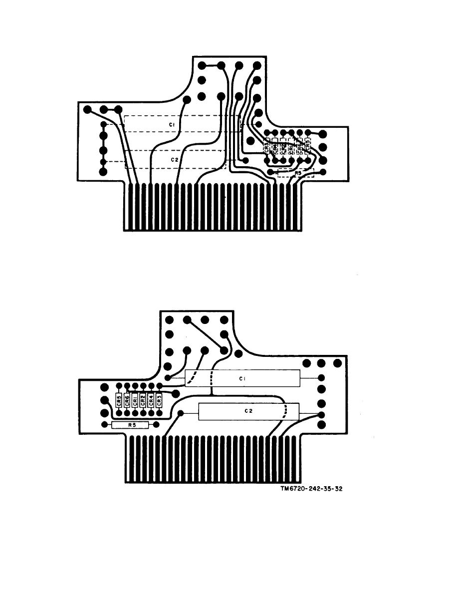 Figure 6-32. Power supply board assembly, wiring diagram