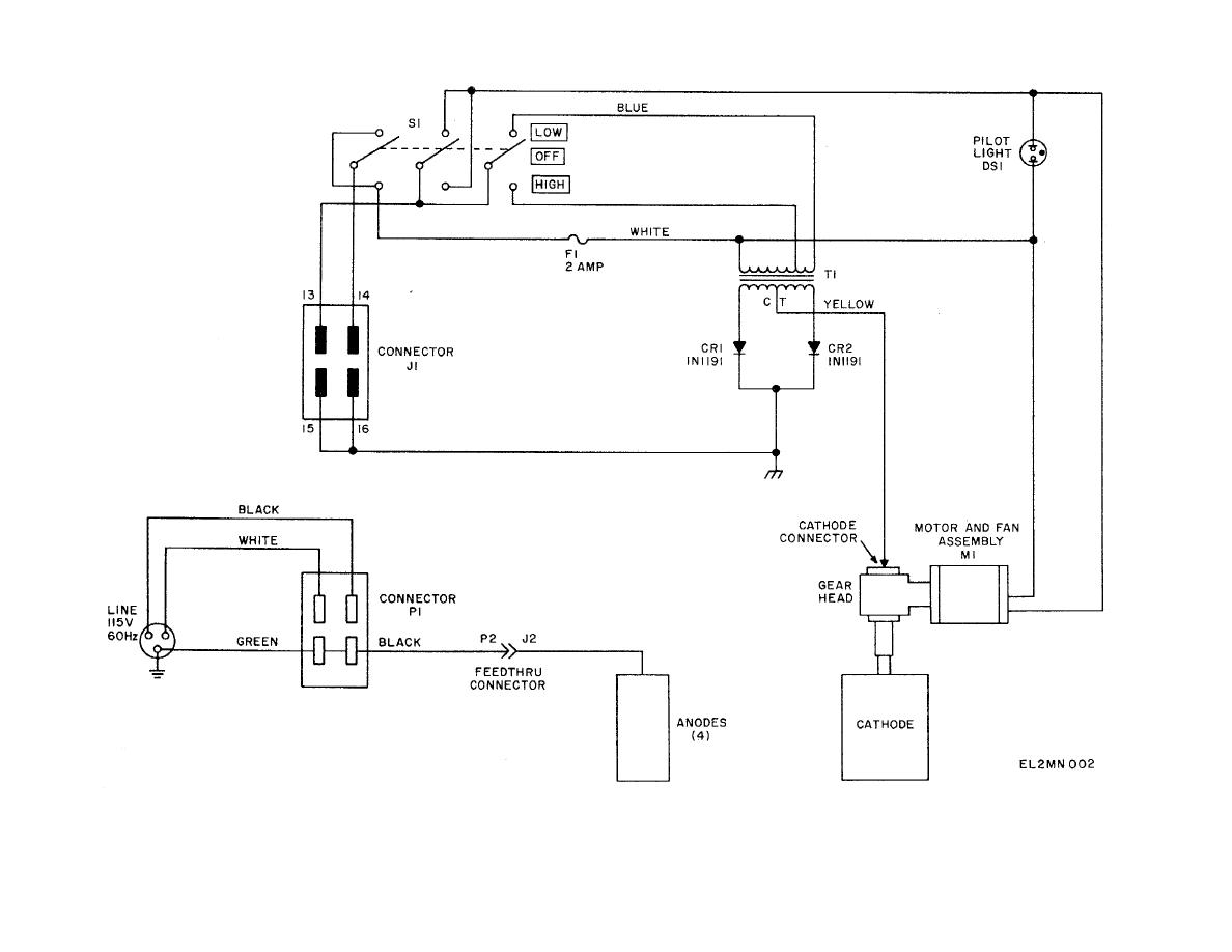 hight resolution of silver recovery unit schematic diagram