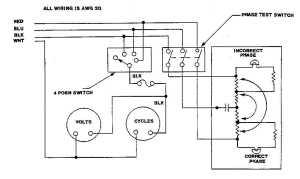 FO2 Phase Monitor Meter Wiring Diagram