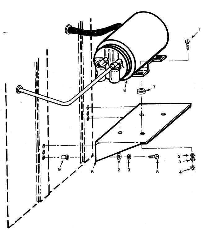 Figure 27. Vacuum Pump Installation