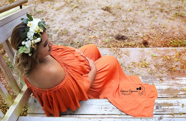Maternity Photography Sessions Palm Coast Florida