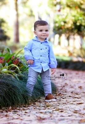 Kids and family photographer in Washington Oaks Gardens State Park Palm Coast Florida
