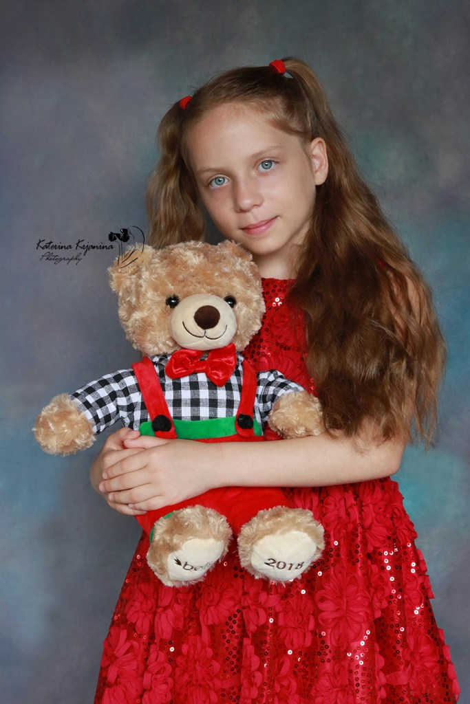 Studio portraits and family photography in Palm Coast Florida