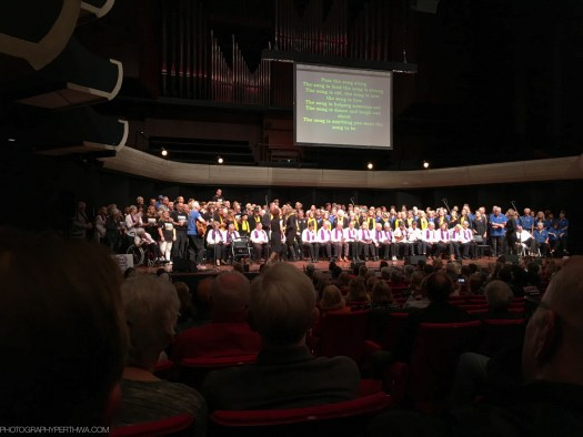 Sing for Health Concert