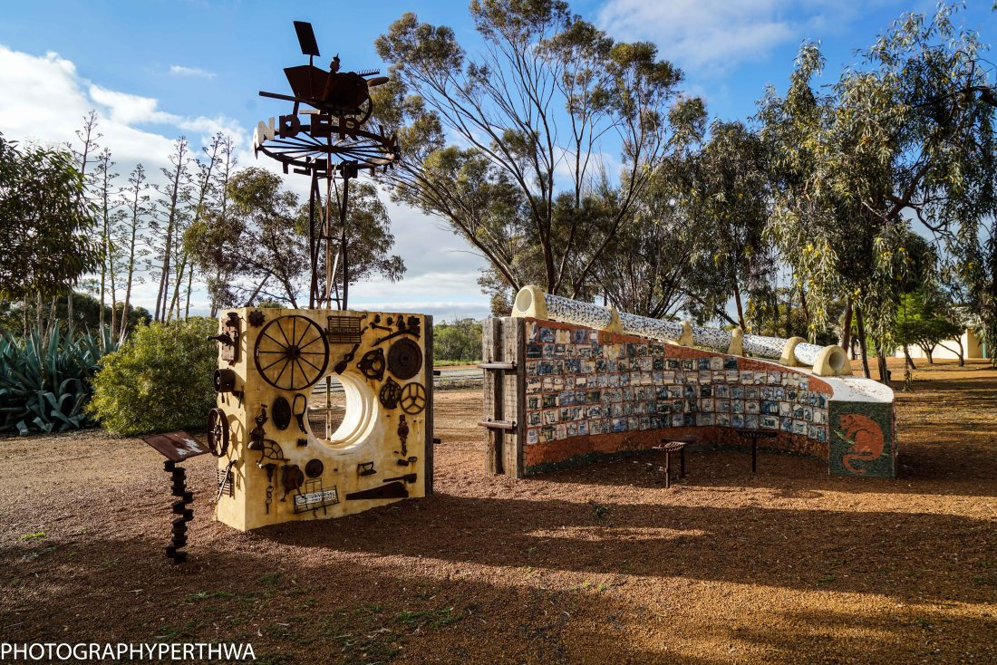 Goomalling Sculpture Park (1 of 1)