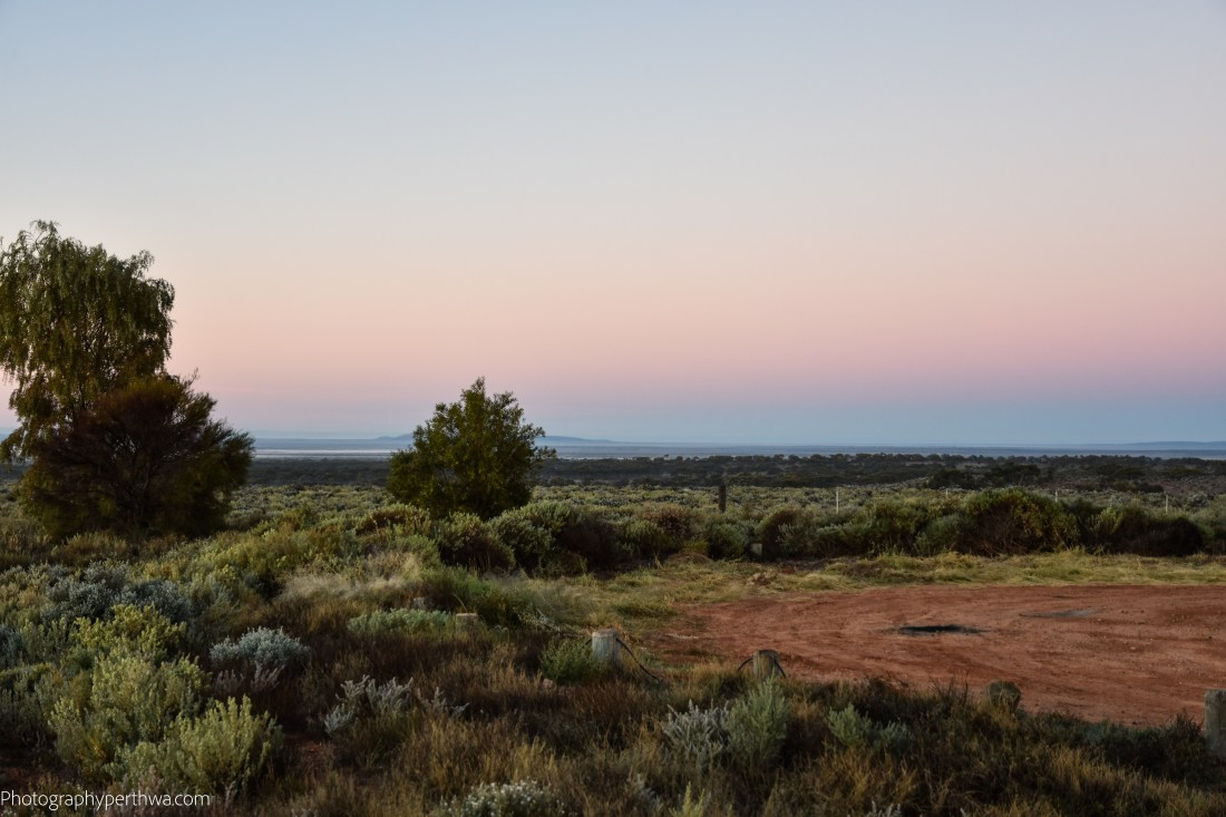 Ranges Rest Area - morning colours (1 of 1)