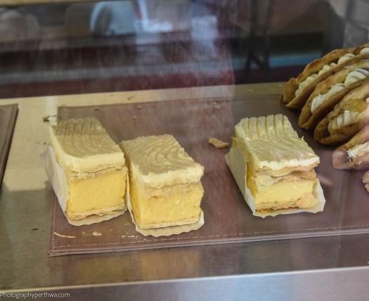 first vanilla slice sample (1 of 1)