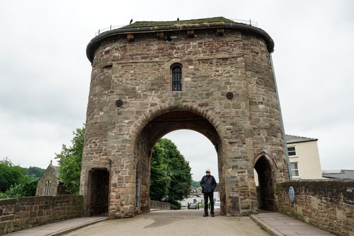 ancient gate Monmouth (1 of 1)