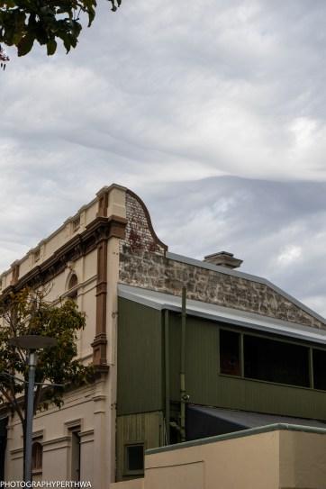 corner ofd building (1 of 1)