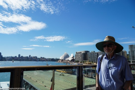 Stephen and Sydney opera house (1 of 1)