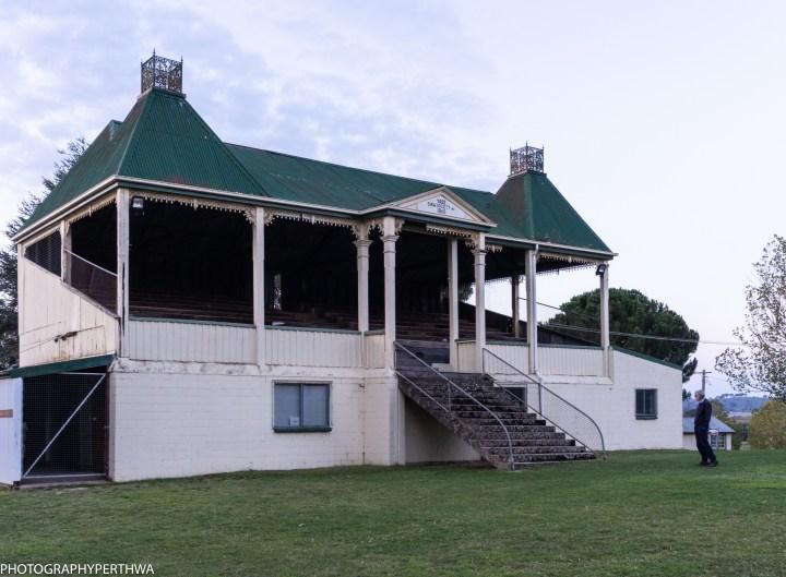 old Grandstand (1 of 1)