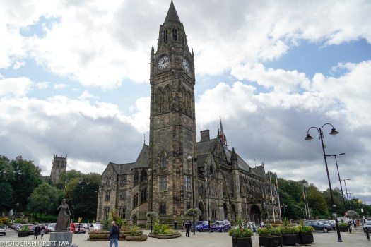 Rochdale Town Hall (1 of 1)