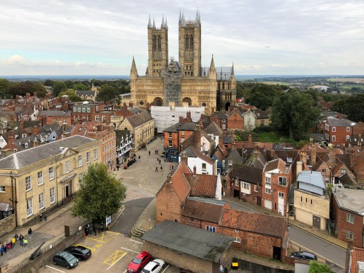 Stephen's Lincoln Cathedral photo.JPG