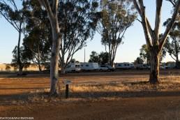 The big carpark at Greenhills