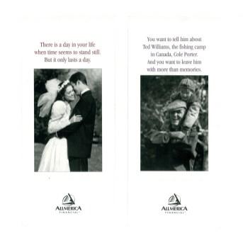 Allmerica Financial Advertisement