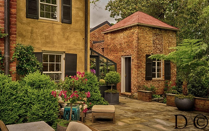 Georgetown Gardens, DC