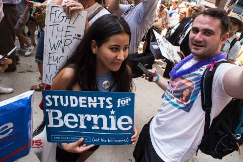 Students for Bernie