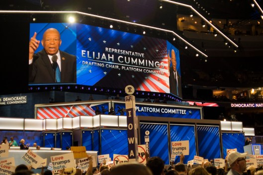 Elijah Cumming