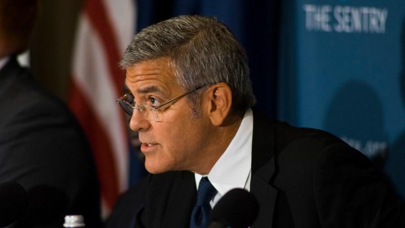 George Clooney testifies re South Sudan
