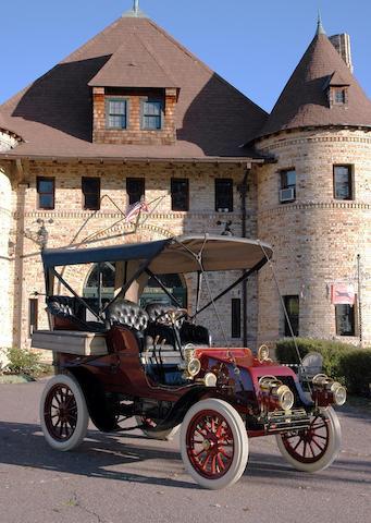 1904 WINTON 20HP DETACHABLE REAR-ENTRANCE TONNEAU
