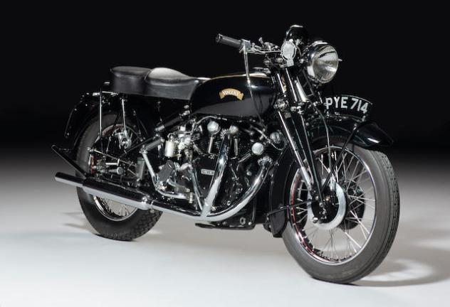1955 VINCENT 998CC BLACK SHADOW SERIES C